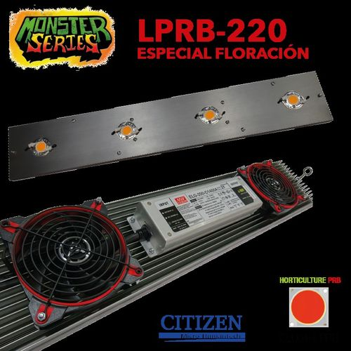LED LINEAR 220W horticulture LPRB